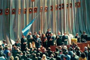 Lo que quedó pendiente  tras la Convención del 94