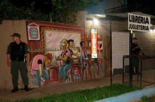"""Condenaron a una pareja de  narcos de barrio Los Troncos  - """"El Sabalero"""" y su mujer cayeron el 21 de abril de 2018 cuando Gendarmería allanó el domicilio de pasaje Presbítero Pérez 8109, esquina Azcuénaga. -"""