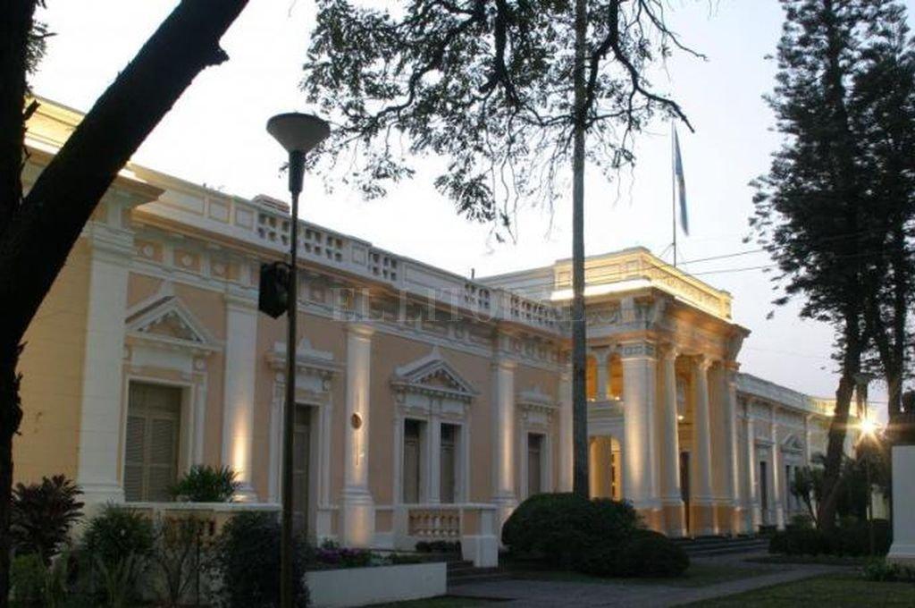 Universidad Nacional de Tucumán <strong>Foto:</strong> Captura de pantalla