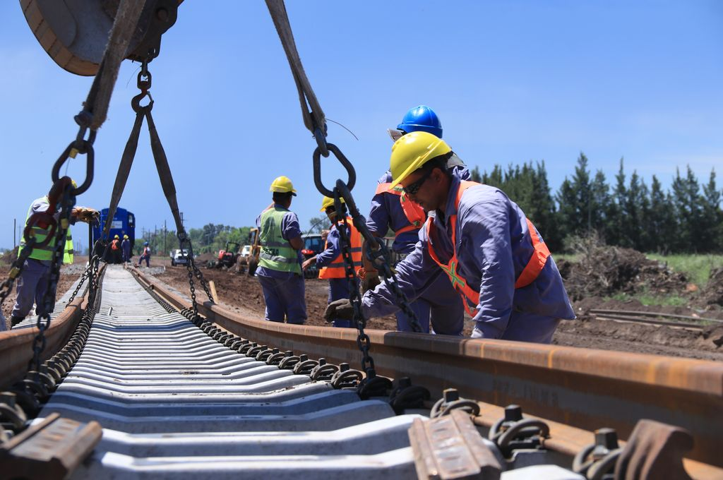 <strong>Foto:</strong> Trenes Argentinos Infraestructura