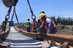 Nación construirá una playa ferroviaria en Laguna Paiva  -