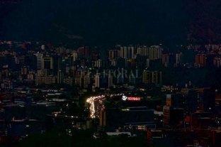 Venezuela sufrió el sexto apagón masivo en cinco meses