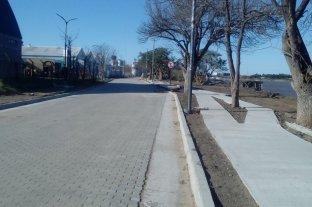 A fines de septiembre se inaugurará el nuevo paseo costero del Puerto de Santa Fe