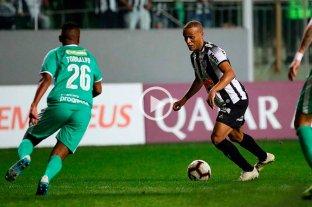 Atlético Mineiro venció a La Equidad por la ida de cuartos de Copa Sudamericana