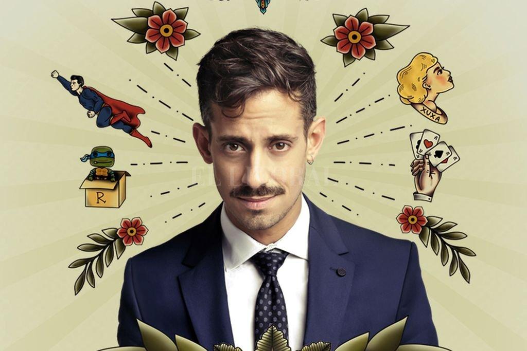 Una sucesión de eventos afortunados - Agustín Aristarán se dio el gusto de tener un especial en Netflix, sacar dos discos junto a Los Colibriquis y participar en cine como actor y doblajista.