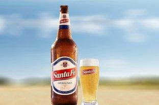 Cerveza Santa Fe obtuvo una medalla de oro a la calidad en un certamen de nivel mundial  -  -
