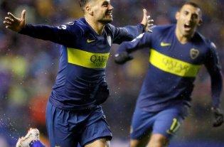 Boca visita a la Liga de Quito por los cuartos de final de la Copa Libertadores -  -