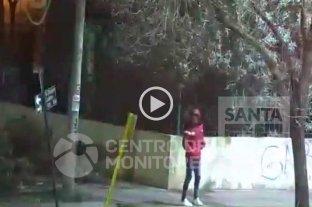 Video: adolescentes detenidos por robo a la escuela Raimundo Peña