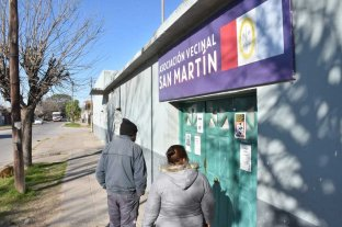 Hallaron una granada en barrio San Martín