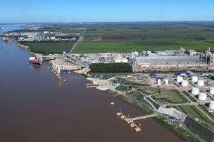 El Belgrano Cargas, cerca de ingresar por primera vez a puertos del Gran Rosario -