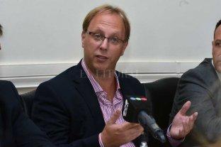 Provincias reclaman compensación - Gonzalo Saglione participó en un encuentro con sus pares provinciales. -