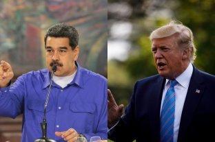 Maduro confirmó que su gobierno mantiene contactos con la administración de Donald Trump
