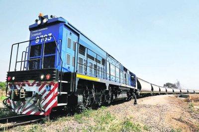 Se podrá aumentar 15% la capacidad de transporte en un tramo de la línea Belgrano Cargas