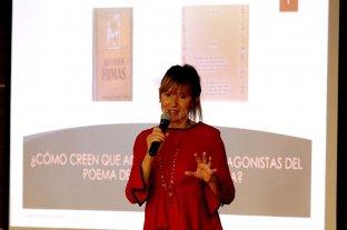 Alejandra Cosentino disertó sobre bullying e inteligencia emocional -  -