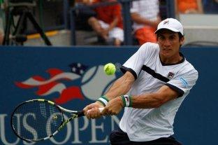 El santafesino Bagnis fue eliminado en la segunda ronda de la qualy del US Open