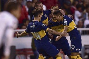 Boca goleó a Liga en la altura de Quito y se encamina a la semifinal de la Libertadores