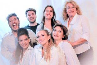"""Teatro para el fin de semana - """"Adictas a vos"""", obra escrita por Marcos Carnevale y dirigida por Alejo Degiorgis, se presenta en Marechal.  -"""