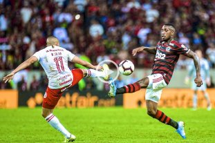Copa Libertadores: Flamengo supero 2 a 0 a Internacional