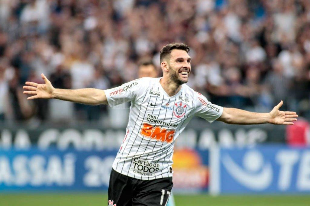 <strong>Foto:</strong> Twitter Corinthians