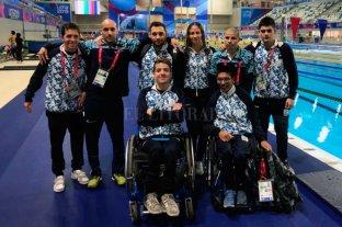 25 santafesinos integran la delegación argentina en los Juegos Parapanamericanos
