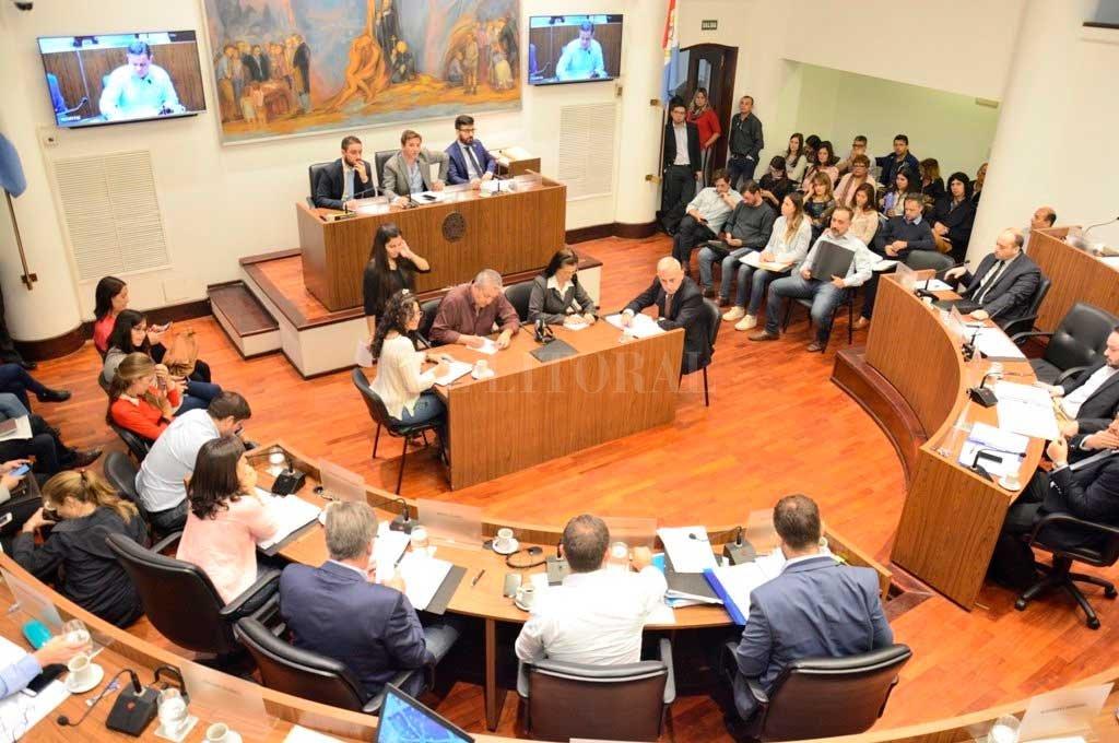 Concejales preocupados por la seguridad en la zona de boliches -  -
