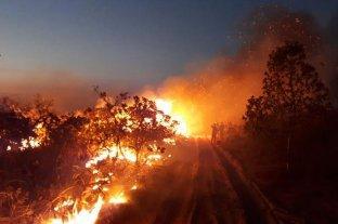 Incendio en Amazonas: Bolsonaro reconoce falta de pruebas contra ambientalistas -  -