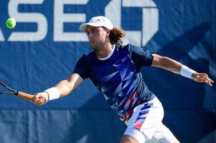 Trungelliti ganó en la qualy y quedó a un triunfo de clasificarse al US Open