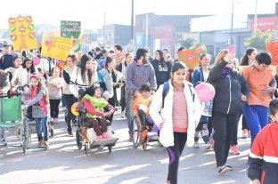 Llega la quinta Caminata por la Inclusión