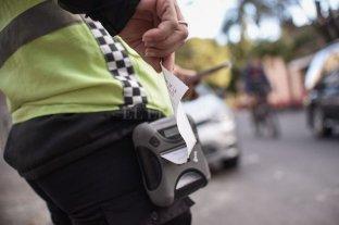 Atenúan las multas de tránsito