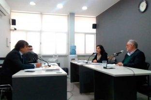 Paraná: Sergio Varisco a juicio por dos causas - El juez de Garantías Eduardo Ruhl rechazó ayer el pedido de Miguel Ángel Cullen, defensor de Sergio Varisco. -