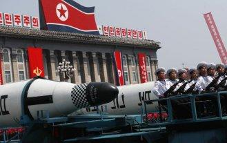"""Corea del Norte expresó estar lista """"para dialogar o para enfrentarse"""" con Estados Unidos"""