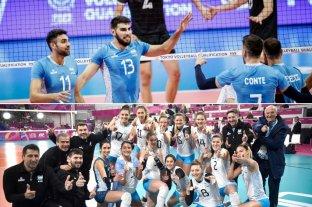 Se agrava el conflicto entre jugadores de la Selección Argentina y la dirigencia del vóley -  -
