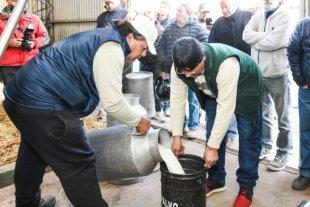 Expo Rural Rafaela: concluyó el Concurso de Vacas Lecheras