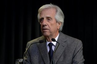 El presidente de Uruguay Tabaré Vázquez tiene un tumor maligno -