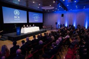 La Bolsa de Comercio de Rosario celebró su 135° Aniversario  -  -