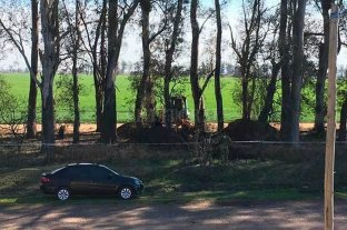 Excavaciones en busca de Paula Perassi tras un nuevo dato