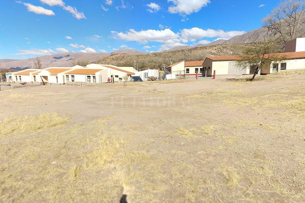 Localidad de Luracatao, a 215 kilómetros de Salta capital. <strong>Foto:</strong> Captura digital - Google Maps Streetview