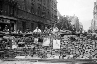 Hace 75 años, París se liberaba de la ocupación nazi