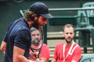 Marco Trungelliti ingresó al cuadro principal del US Open
