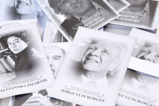 """""""Suelta"""" de libros y poemas en homenaje a Jorge Luis Borges"""