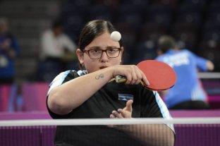 Nayla Kuell obtuvo la primera medalla argentina en los Juegos Parapanamericanos