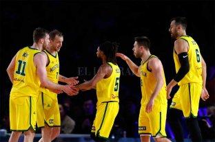 Sorpresa en el básquet: Australia venció a Estados Unidos a días del Mundial