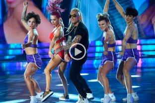 El Polaco y Noelia Marzol, la dupla destacada en la noche de videoclip en el Bailando