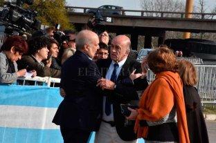 Lombardi destacó el diálogo para llegar a la reforma constitucional de 1994