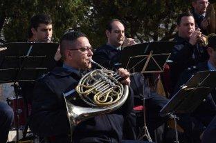 Concierto de gala por el 155° aniversario de la Policía de Santa Fe -  -