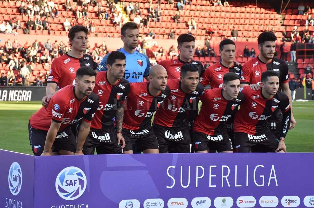 Colón y la necesidad de puntos: ahora contra Independiente -  -