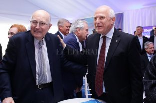 Lifschitz participó del acto por el 25° Aniversario de la Reforma de la Constitución Nacional -  -