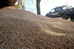 Recuperan en Santa Fe 50 toneladas de soja que habían sido robadas en Córdoba -  -