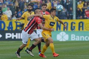 Así quedó la tabla de posiciones luego de los partidos del sábado - Central y Patronato igualaron 1 a 1 -