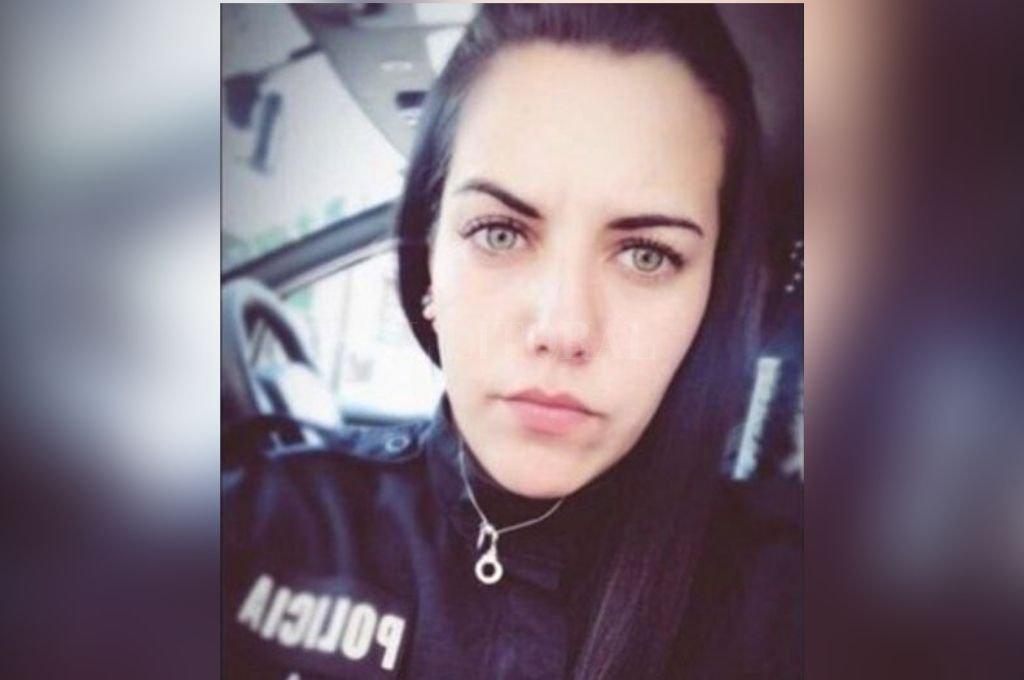 Romina Laura Gutierrez, la policía asesinada <strong>Foto:</strong> Redes Sociales